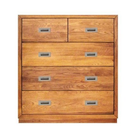 Sturtons - Como 3  plus 2 Drawer Chest