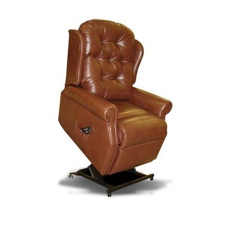 Sturtons - Grace Lift and Rise Leather Chair